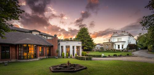 Hilton Puckrup Hall Hotel, Golf Club & Spa Cover Picture