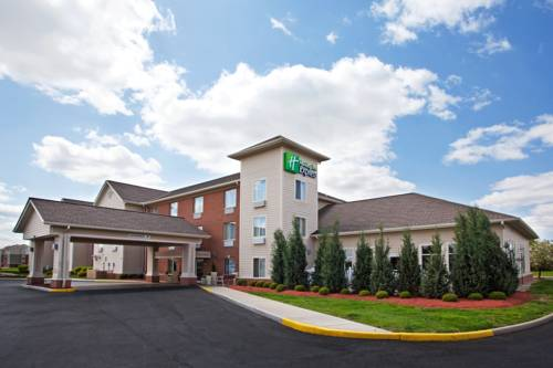 Holiday Inn Express Hotel & Suites Columbus Southeast Cover Picture