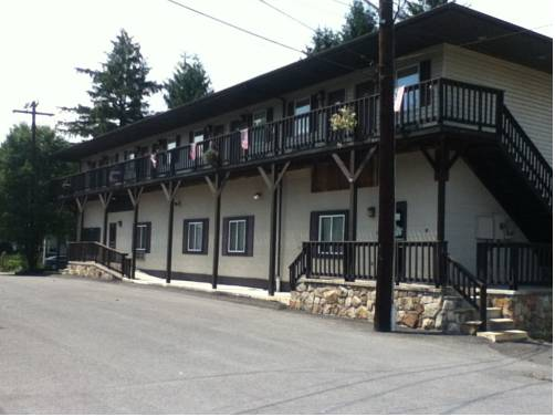 Yough Valley Motel Cover Picture