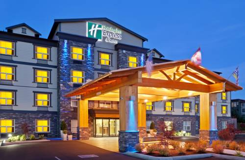 Holiday Inn Express Hotel & Suites Courtenay Comox Valley SW Cover Picture