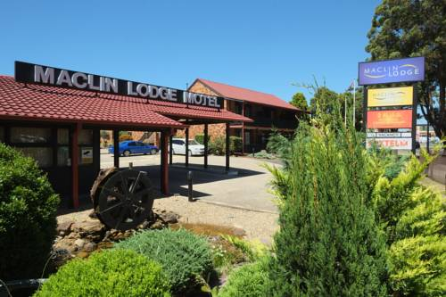 Maclin Lodge Motel Cover Picture
