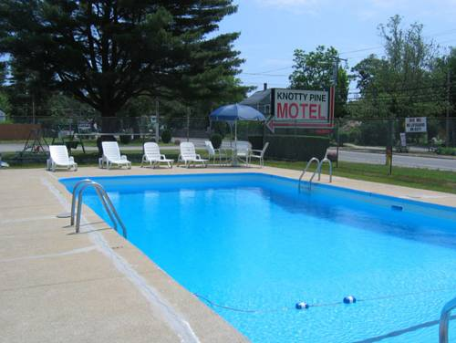 Knotty Pine Motel Cover Picture