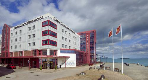 Clarion Collection Hotel Arcticus Cover Picture