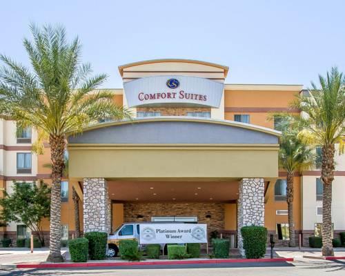 Comfort Suites Univ. of Phoenix Stadium Area Cover Picture