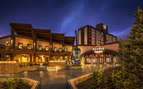 Hard Rock Hotel & Casino Lake Tahoe Cover Picture