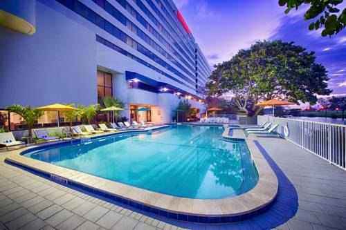 Sheraton Miami Airport Hotel and Executive Meeting Center Cover Picture