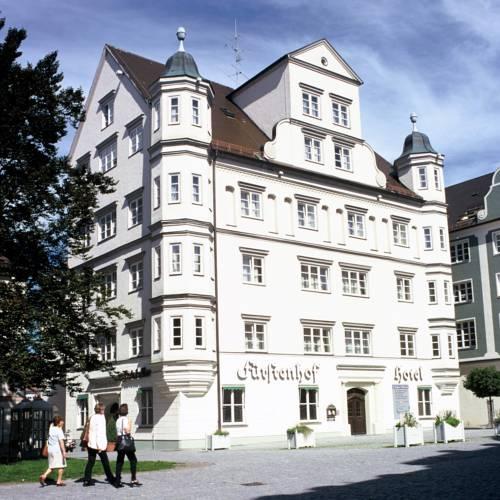 Der Fuerstenhof Cover Picture