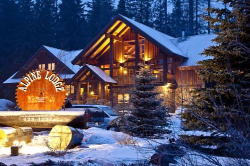 Alpine Lodge Fernie Cover Picture