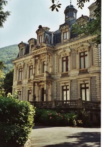 Villa Louisa Cover Picture