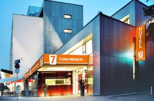 7 Days Premium Hotel Vienna. Cover Picture