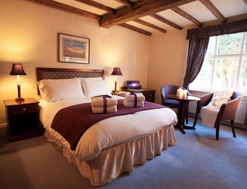 The Jacobean Hotel Cover Picture