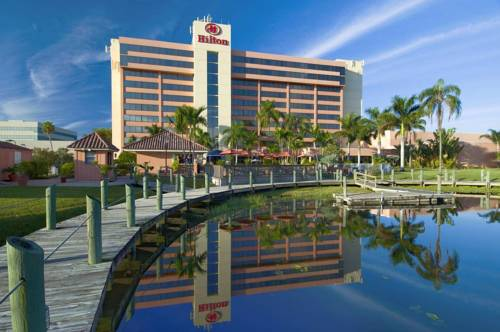 Hilton Palm Beach Airport Cover Picture