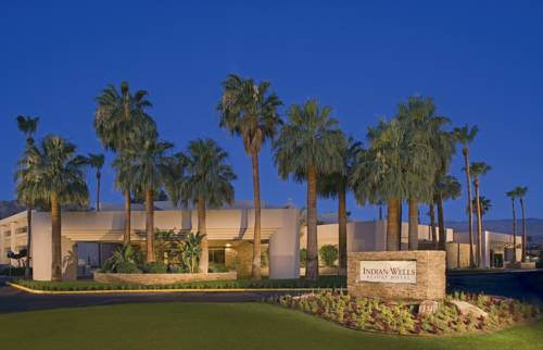 Indian Wells Resort Hotel Cover Picture
