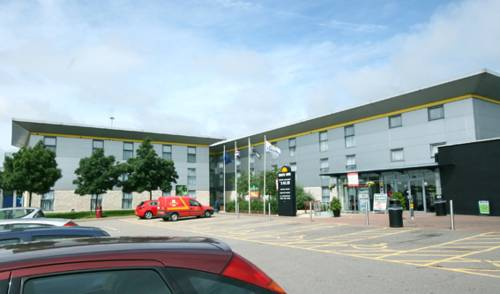 Days Inn Hotel Leicester Cover Picture