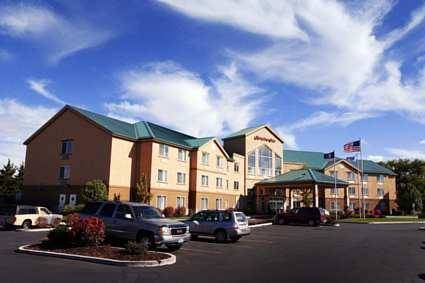 Hampton Inn Salt Lake City Central Cover Picture