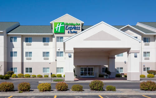 Holiday Inn Express Hotel and Suites Stevens Point Cover Picture