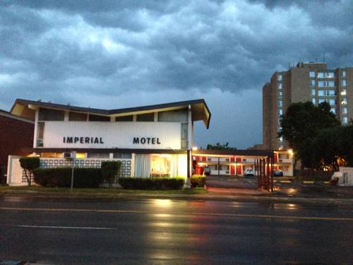 Imperial Motel Cortland Cover Picture