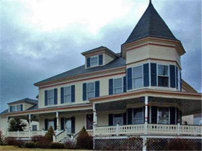 The Jefferson Inn Cover Picture