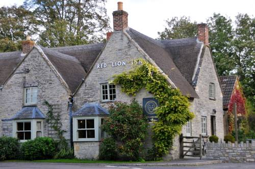 The Red Lion Inn Cover Picture