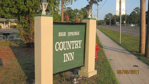 High Springs Country Inn Cover Picture