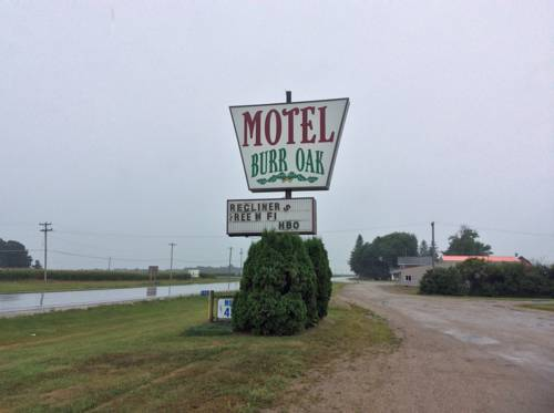 Burr Oak Motel Cover Picture