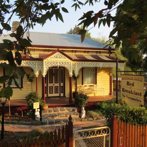 Drysdale House Bed and Breakfast Cover Picture