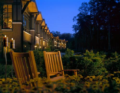 The Lodge at Woodloch Cover Picture