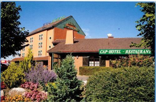 Cap Hôtel Cover Picture