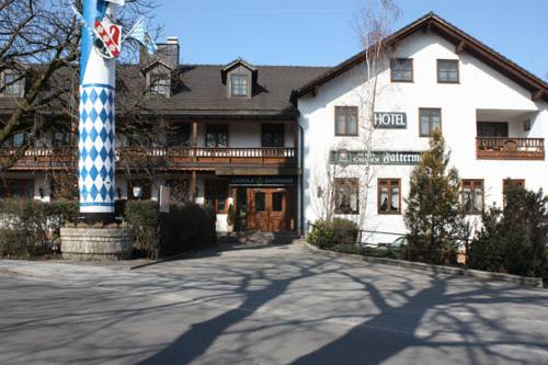 Gasthaus-Hotel Faltermaier Cover Picture