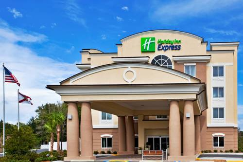 Holiday Inn Express Crystal River Cover Picture