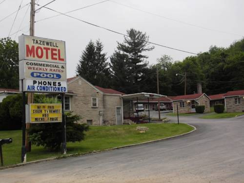 Tazewell Motel Cover Picture