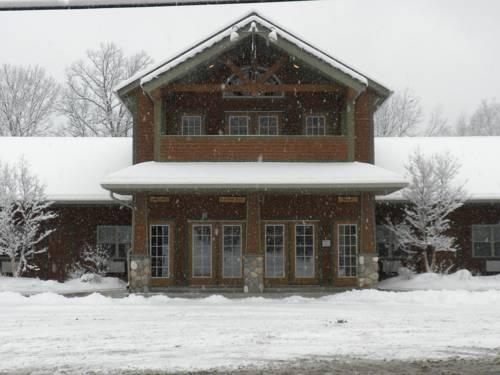 The Alpine Lodge Cover Picture