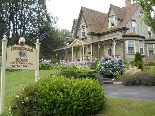 Heritage Home Bed & Breakfast Cover Picture