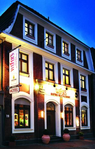 Hotel Wefers Bistro Restaurant Cover Picture