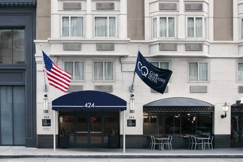 Club Quarters Hotel in San Francisco Cover Picture
