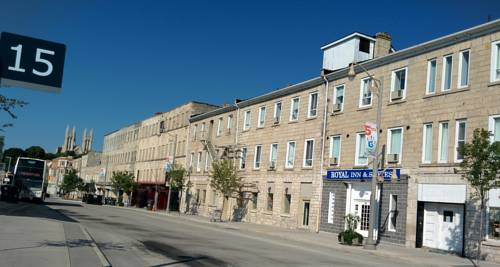Royal Inn and Suites at Guelph Cover Picture