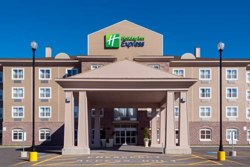 Holiday Inn Express Deer Lake Cover Picture