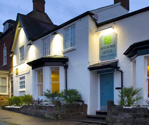 Loch Fyne Hotel and Restaurant Kenilworth Cover Picture