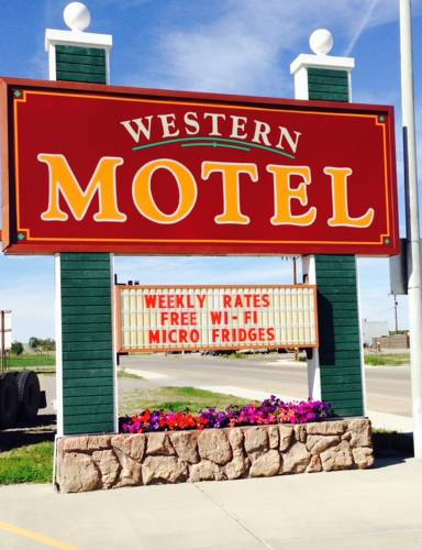 Western Motel Hardin Cover Picture