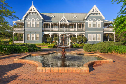The Convent Hunter Valley Hotel Cover Picture