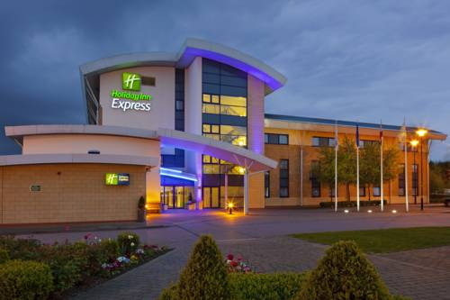Holiday Inn Express Northampton Cover Picture