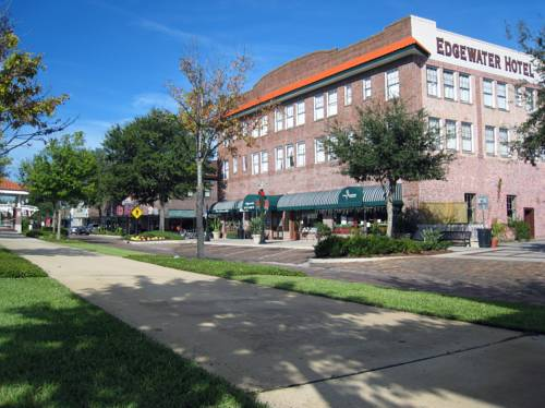 The Edgewater Hotel Cover Picture