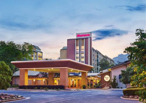 Sheraton Roanoke Hotel and Conference Center Cover Picture
