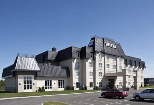 Comfort Inn & Suites Saint-Nicolas Cover Picture
