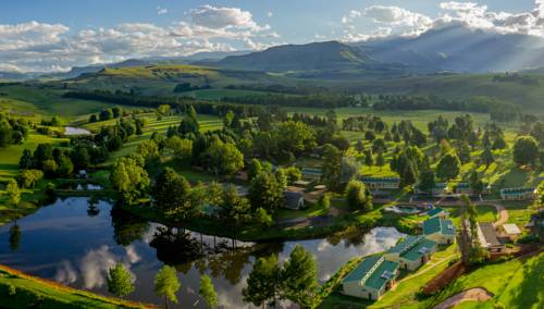 Gooderson Monks Cowl Golf Resort Cover Picture