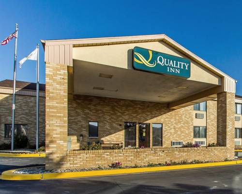 Quality Inn Burlington Cover Picture