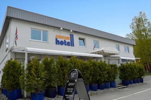 Sentrum Hotel Cover Picture