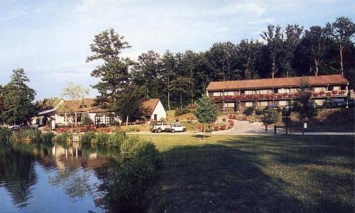 Hotel Restaurant des Lacs Cover Picture