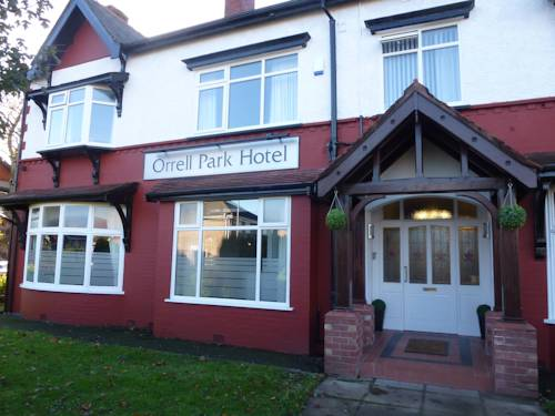 Orrell Park Hotel Cover Picture