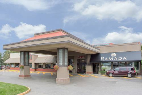 Ramada Hotel and Conference Centre Kelowna Cover Picture